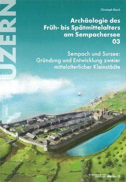Archäologie des Früh- bis Spätmittelalters am Sempachersee 03 von Rösch,  Christoph