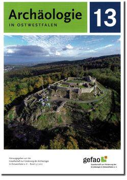 Archäologie in Ostwestfalen Band 13 (2017) von Kühlborn,  Johann-Sebastian