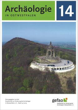 Archäologie in Ostwestfalen Band 14 (2019) von Kühlborn,  Johann-Sebastian