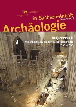 Archäologie in Sachsen-Anhalt / Aufgedeckt II von Kuhn,  Rainer, Meller,  Harald, Schenkluhn,  Wolfgang, Schmuhl,  Boje E