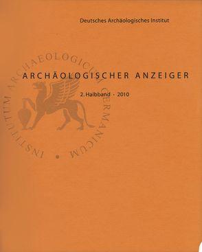 Archäologischer Anzeiger von Dally,  Ortwin, Gehrke,  Hans-Joachim