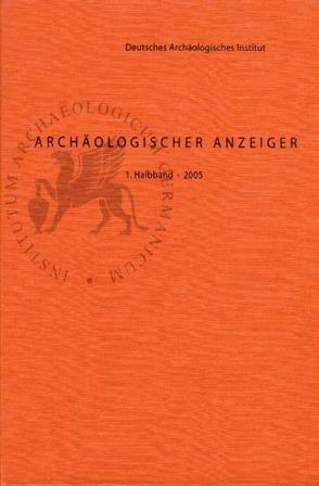 Archäologischer Anzeiger