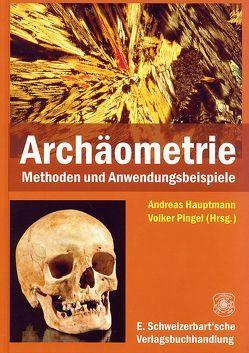 Archäometrie von Hauptmann,  Andreas, Pingel,  Volker