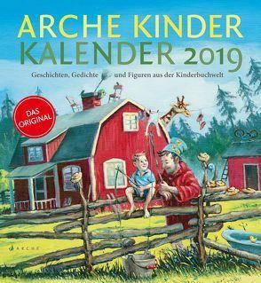 Arche Kinder Kalender 2019 von Härtling,  Sophie