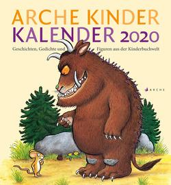 Arche Kinder Kalender 2020 von Härtling,  Sophie, Kreuzer,  Kristina