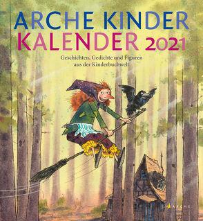 Arche Kinder Kalender 2021 von Härtling,  Sophie, Kreuzer,  Kristina