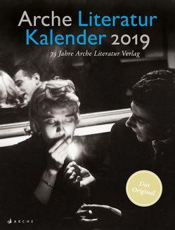 Arche Literatur Kalender 2019 von Müller,  Petra