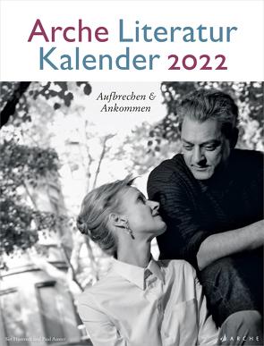 Arche Literatur Kalender 2022 von Volknant,  Angela