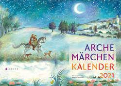 Arche Märchen Kalender 2021 von Neuschaefer,  Katharina