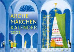 Arche Märchen Kalender 2022 von Bösche,  Neele