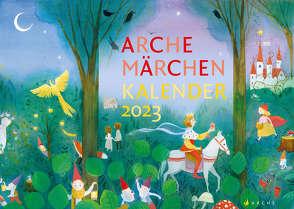Arche Märchen Kalender 2023 von Bösche,  Neele