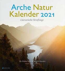 Arche Natur Kalender 2021 von Lubkowitz,  Anneke