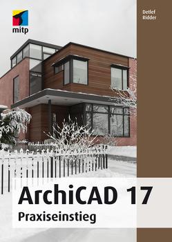 ArchiCAD 17 von Ridder,  Detlef