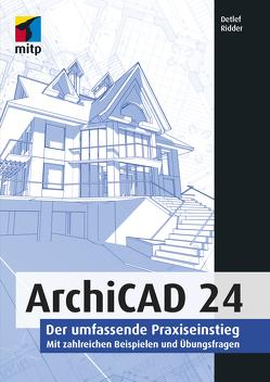 ArchiCAD 24 von Ridder,  Detlef