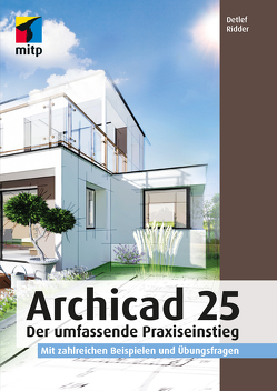 ArchiCAD 25 von Ridder,  Detlef