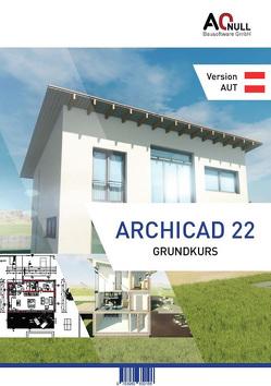 Archicad22-Grundkurs Handbuch (AUT) von Binder,  Bernhard