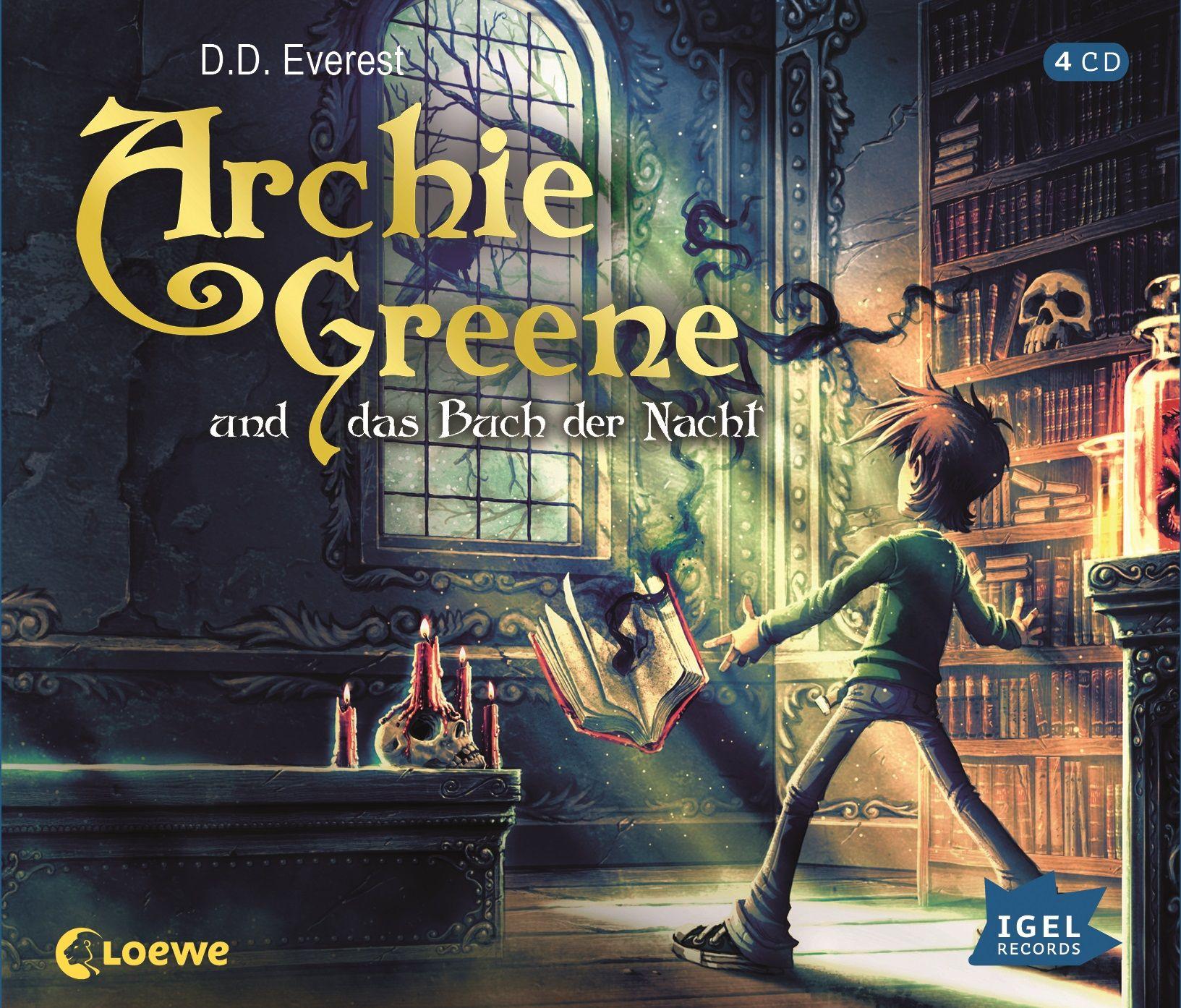 archie greene