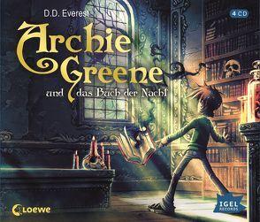Archie Greene und das Buch der Nacht von Everest,  D.D., Kaempfe,  Peter