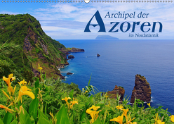 Archipel der Azoren im Nordatlantik (Wandkalender 2019 DIN A2 quer) von Thiem-Eberitsch,  Jana