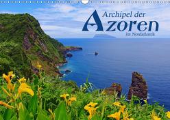 Archipel der Azoren im Nordatlantik (Wandkalender 2019 DIN A3 quer) von Thiem-Eberitsch,  Jana