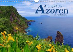 Archipel der Azoren im Nordatlantik (Wandkalender 2019 DIN A4 quer) von Thiem-Eberitsch,  Jana