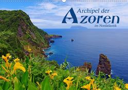 Archipel der Azoren im Nordatlantik (Wandkalender 2020 DIN A2 quer) von Thiem-Eberitsch,  Jana