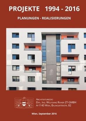 Architekt Wolfgang Rainer von Rainer,  Wolfgang