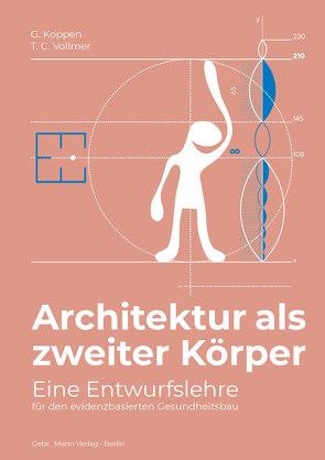 Architektur als zweiter Körper von Koppen,  Gemma, Vollmer,  Tanja C.