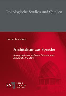 Architektur aus Sprache von Innerhofer,  Roland