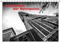 Architektur der Metropolen (Tischkalender 2019 DIN A5 quer) von Gödecke,  Dieter