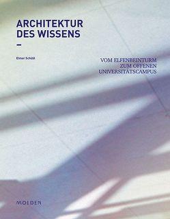 Architektur des Wissens von Schübl,  Elmar