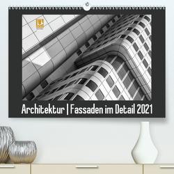 Architektur – Fassaden im Detail 2021 (Premium, hochwertiger DIN A2 Wandkalender 2021, Kunstdruck in Hochglanz) von Tessarolo,  Franco