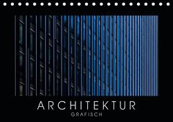 ARCHITEKTUR grafisch (Tischkalender 2021 DIN A5 quer) von Kürvers,  Gabi