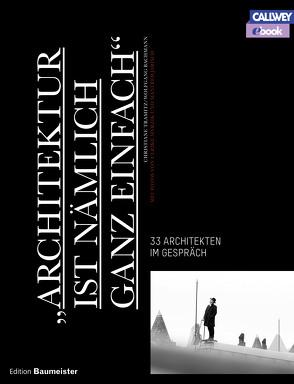 """""""ARCHITEKTUR IST NÄMLICH GANZ EINFACH"""" – eBook von Bachmann,  Wolfgang, Tramitz,  Christiane"""