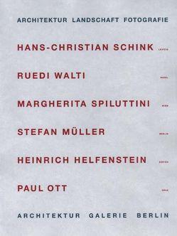 Architektur Landschaft Fotografie von Kieren,  Martin, Müller,  Ulrich