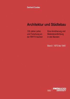 Architektur und Städtebau von Curdes,  Gerhard