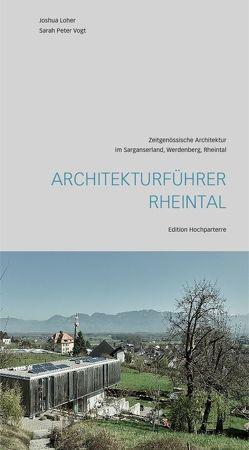 Bauen im Rheintal von Loher,  Joshua, Peter Vogt,  Sarah