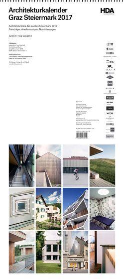 Architekturkalender Graz Steiermark 2017
