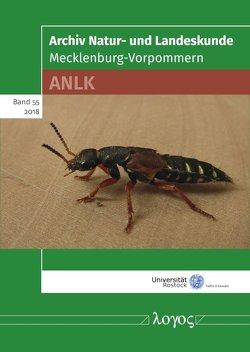 Archiv Natur- und Landeskunde Mecklenburg-Vorpommern von Rostock,  Institut für Biowissenschaften der Universität