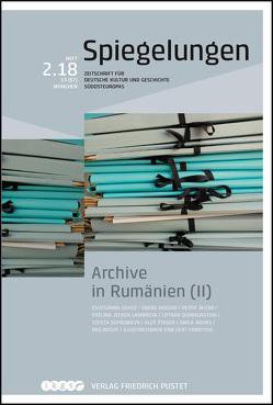 Archive in Rumänien (II) von Brandt,  Juliane, Dácz,  Enikö, Kührer-Wielach,  Florian