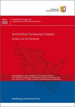 Archivführer Schleswig-Holstein
