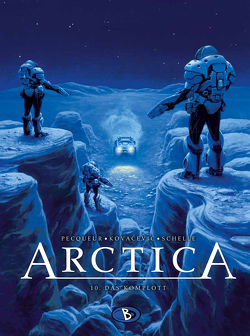 Arctica #10 von Baumgart,  Swantje, Kovacevic,  Bojan, Pecqueur,  Daniel, Schelle,  Pierre