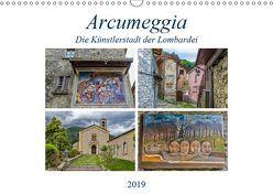 Arcumeggia – Die Künstlerstadt der Lombardei (Wandkalender 2019 DIN A3 quer) von Di Chito,  Ursula