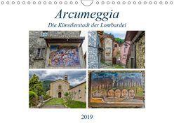 Arcumeggia – Die Künstlerstadt der Lombardei (Wandkalender 2019 DIN A4 quer) von Di Chito,  Ursula