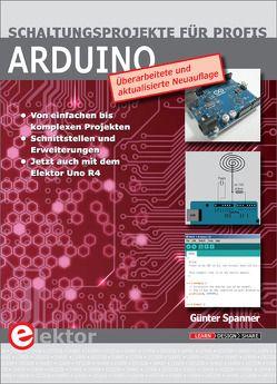 Arduino von Spanner,  Günter