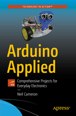 Arduino Applied von Cameron,  Neil