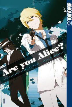 Are you Alice? 01 von Katagiri,  Ikumi, Ninomiya,  Ai