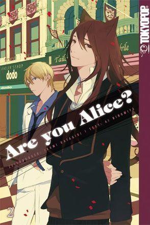 Are you Alice? 02 von Katagiri,  Ikumi, Ninomiya,  Ai