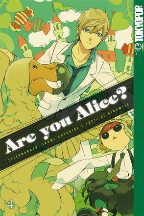 Are you Alice? 04 von Katagiri,  Ikumi, Ninomiya,  Ai