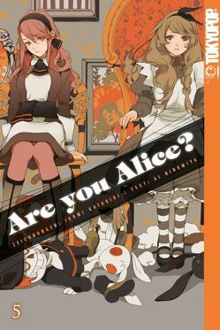 Are you Alice? 05 von Katagiri,  Ikumi, Ninomiya,  Ai